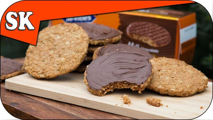 CHOCOLATE HOBNOBS - Home made Recipe - Viewer Request