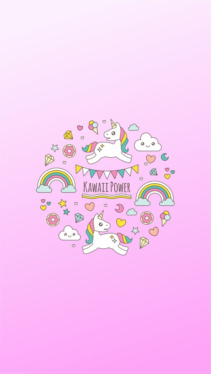 Kawaii  Power wallpaper