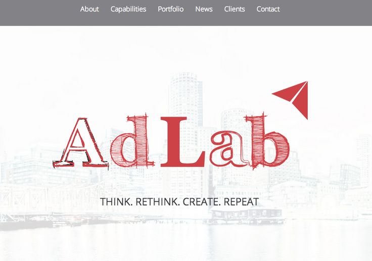 AdLab is a full-service, non-profit advertising agency run by students. Juniors or seniors who are interested in advertising can register for AdLab. It is designed to give students the opportunity for hands-on experience with the theories presented in their classes. For more information visit http://adlab.proportiondesign.com/