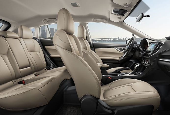 Subaru Impreza 2019 Decorations