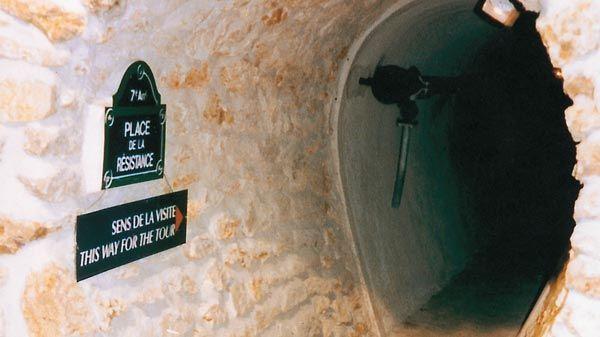 Visite publique des Égouts de Paris