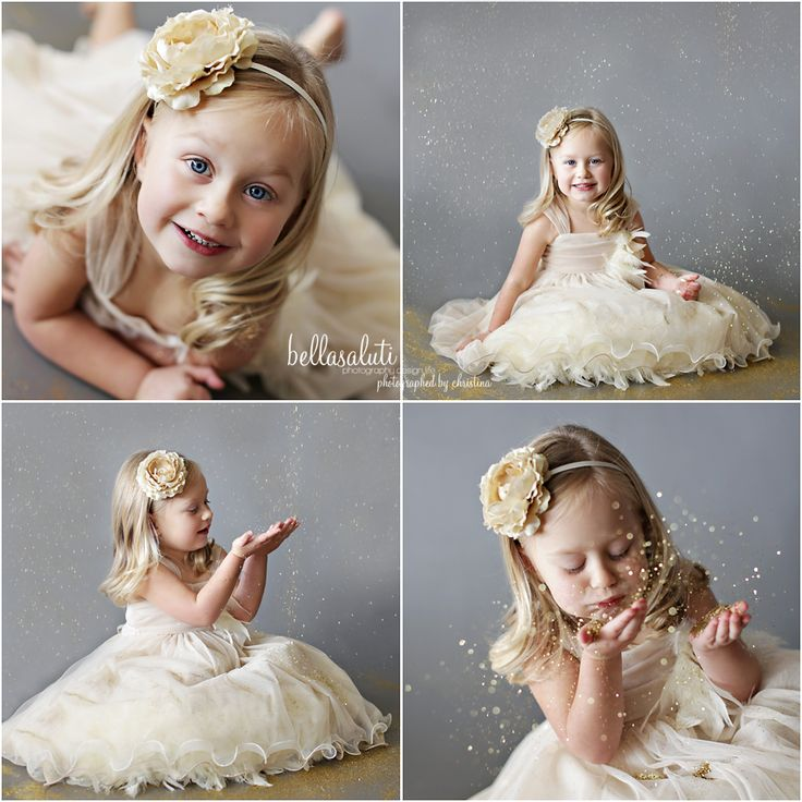 #childrensphotography #giltter #bellasaluti