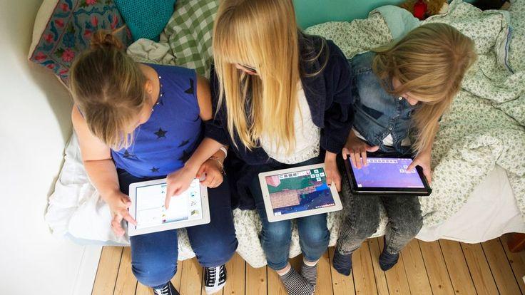 Bättre engelska med datorspel | SVT Nyheter