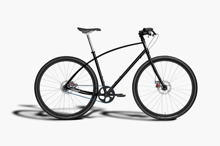 The No. 3 Budnitz Bike by Paul Budnitz