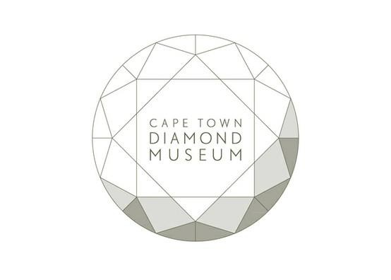 RW Awesomeness of the Day:  Cape Town Diamond Museum logo design by Soil Design