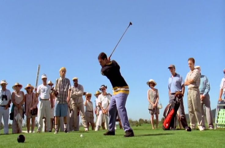 Dissecting The Happy Gilmore Golf Swing