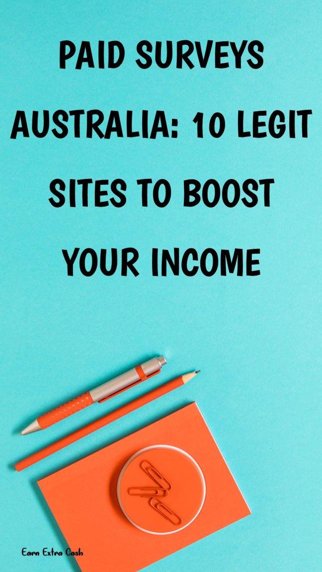 Paid Surveys Australia: 10 Legit Sites To Boost Yo…