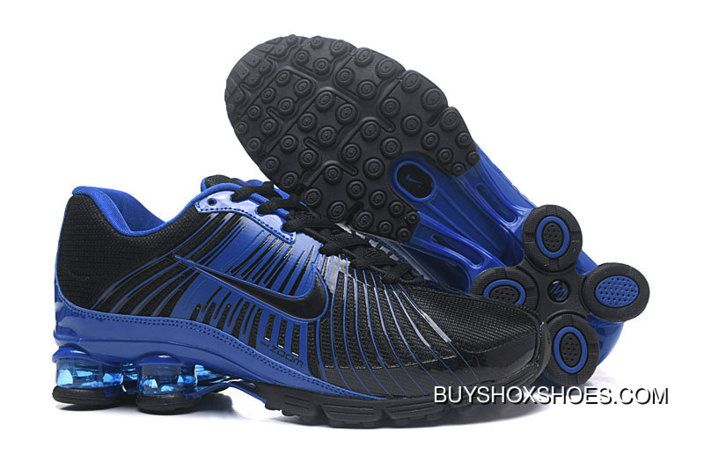 check-out 3887a f4de2 Nike AIR Shox 625 Blue Black New Style | Shoes in 2019 ...