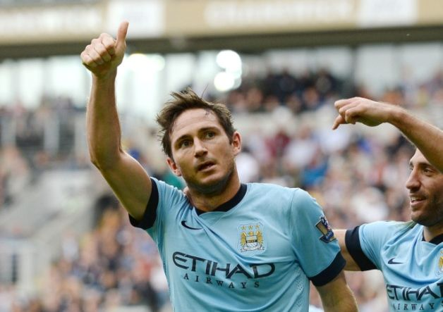 Frank Lampard to see season out with Man City for £190k a week