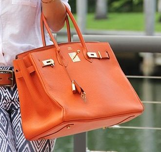 Hermes Birkin. Will own one day!