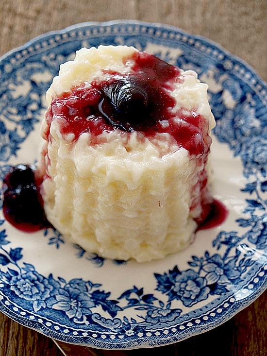 Orez cu lapte ~ bucatar maniac Rice pudding
