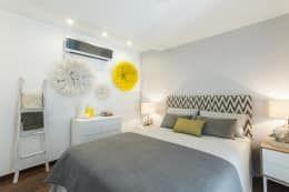 Habitaciones de estilo moderno por Ana Rita Soares- Design de Interiores