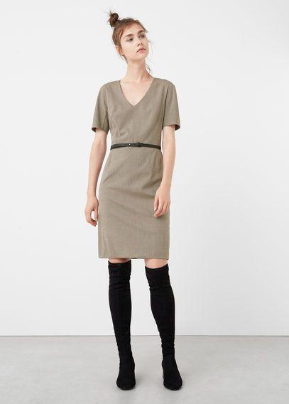 Egyenes ruha