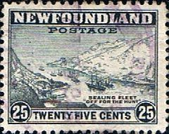 Newfoundland 1941 SG 288 Sealing Fleet Fine Used Scott 265 Other North American and British Commonwealth Stamps HERE!