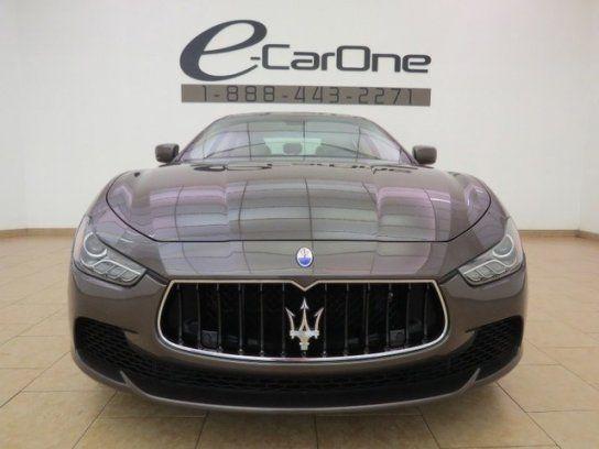 Cars for Sale: 2014 Maserati Ghibli S Q4 in Carrollton, TX 75006: Sedan Details - 405062592 - Autotrader