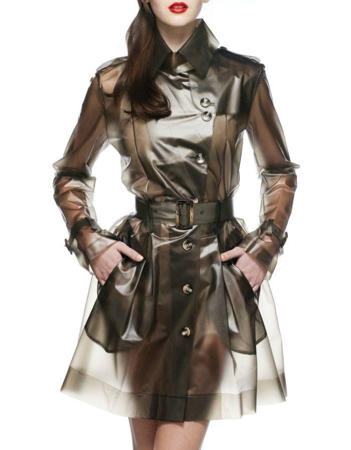 TRIBECA -  Trench Coat