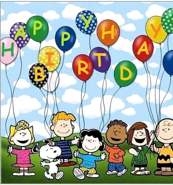 Pin By Adriana Moreno On Birthday Happies In 2020 Happy Birthday Greetings Snoopy Birthday Happy Birthday Messages