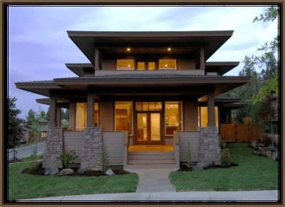 Modern Craftsman Home