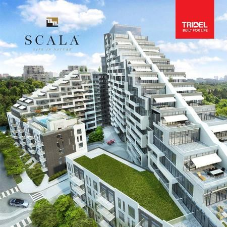Tridel offers the fabulous lifestyle in Toronto. Travel the link now to fix your space in Scala Condos.      #ScalaCondos