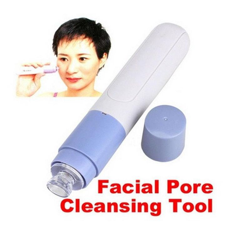 Cleaner Vacuum Suction Facia Blackhead Removal Skin Care Cleansing Tool USA