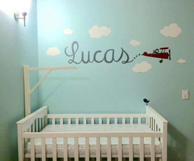 Lucas' bedroom