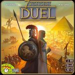 7 WONDERS DUEL: Ever try 7 Wonders with just 2 people? I know, it's horrendous! But we've got that covered now, and some people are saying this new 2-player version has breathed new life into this already awesome game.