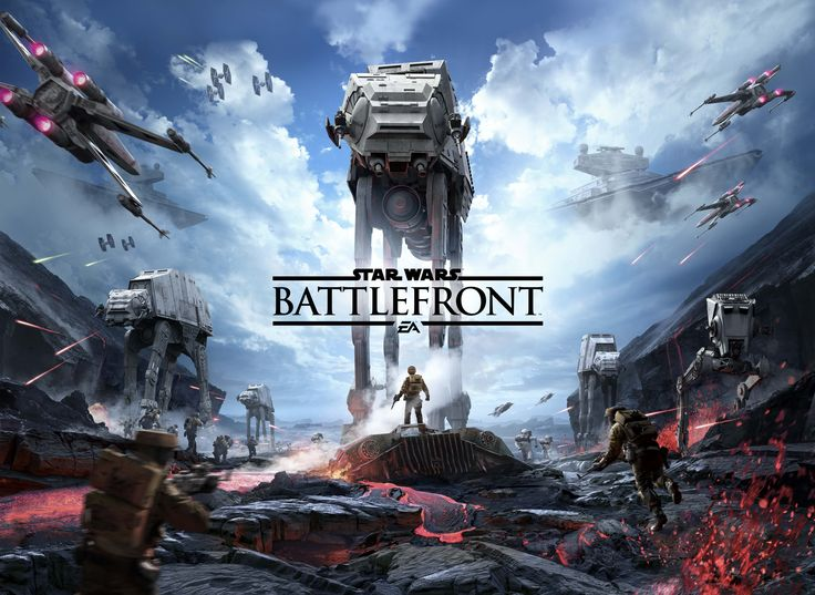 See our complete post-production creative work on Star Wars Battlefront trailer! http://www.eyestormproductions.com/#battlefront_release