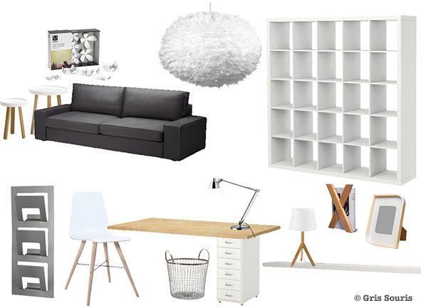 37 best planches tendances de gris souris images on pinterest computer mouse planks and trends. Black Bedroom Furniture Sets. Home Design Ideas