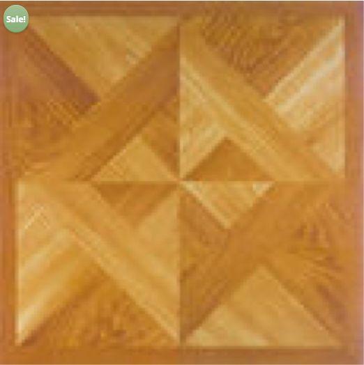 Wood Parquet Peel Stick Self Adhesive Vinyl Tile Flooring Extra