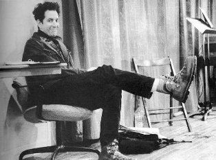 Jonathan Larson. His work was new, and edgy, and it paved the way for change.