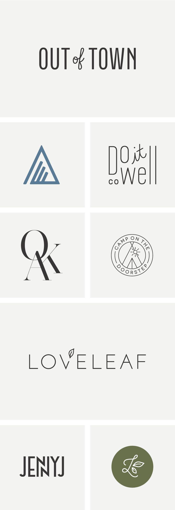 Logos | Design by Rowan Made
