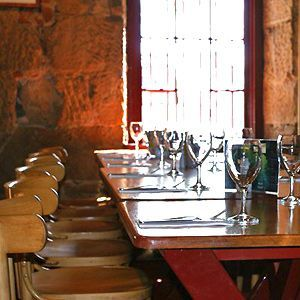 Situated on Salamanca Place, Ball & Chain Grill offers family friendly steakhouse dining in the heart of Hobart.