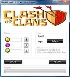 clash of clans hack tool                                                       …