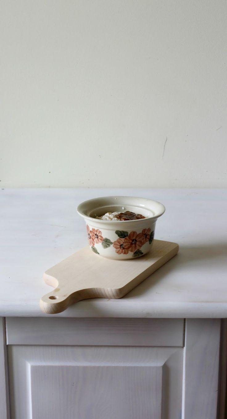 When aisha cooks how to make oatmeal custard my style aisha -  Fluffy Oatmeal Owsianka Z Ubitym Bia Kiem