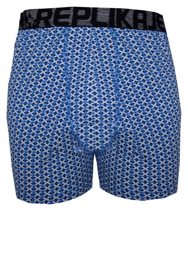 Replika BoxershortPlus Size zomercollectie herenmode Spring Summer 2015 grote maten mannen kleding