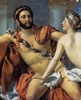 zeus and ares relationship
