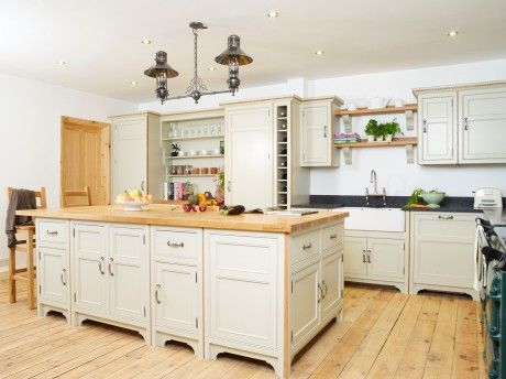 If you prefer your kitchens with a classic twist, then check out the first design in a brand new National Trust kitchen collection from Parlour Farm