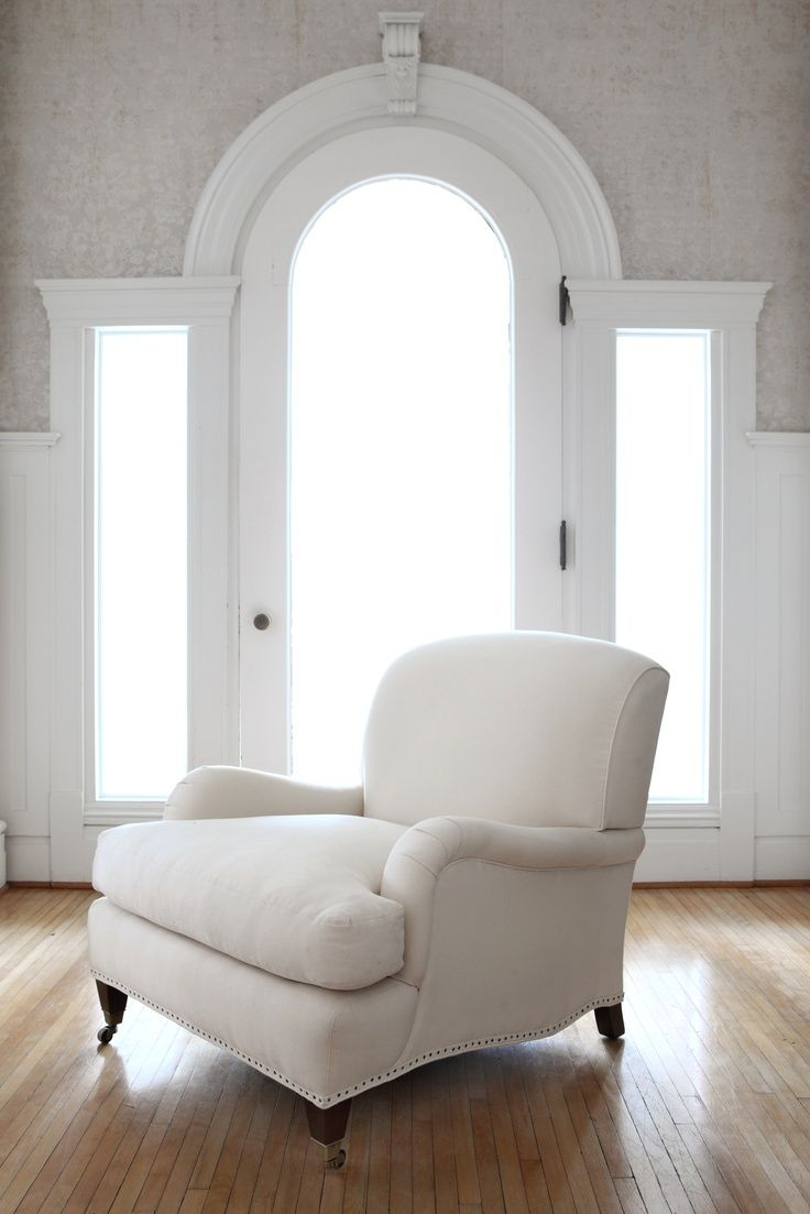 White comfy chairs - White Chair