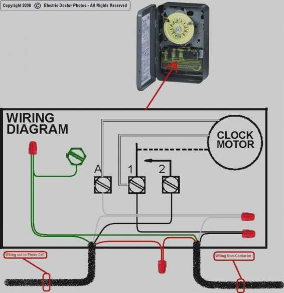 12 electrical lighting contactor wiring diagram  wiring