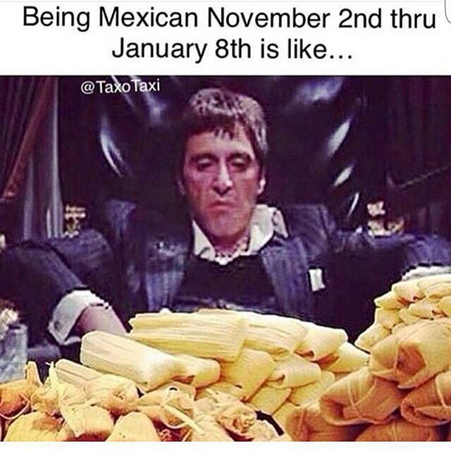 So Mexican on Instagram: Holidays coming mi gente FOLLOW