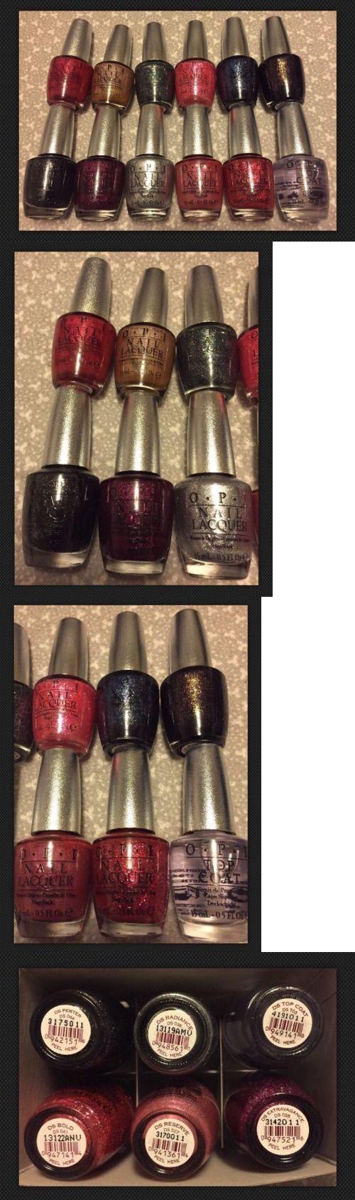 Nail Polish: Lot 12 Opi Designer Series Nail Polish Collection 0.5 Fl Oz New! -> BUY IT NOW ONLY: $75.0 on eBay!