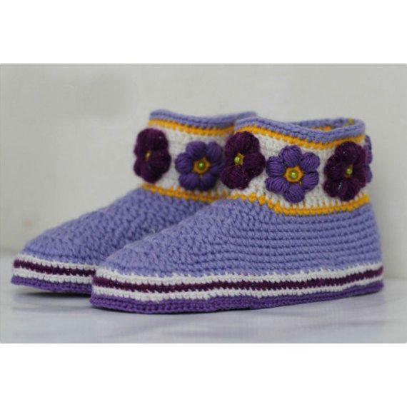 women slippers boots crochet slippers indoor shoes slippers