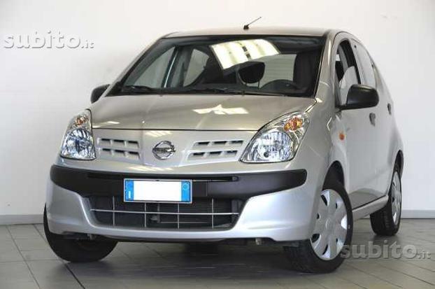 Nissan Pixo 1.0 5 porte Easy Auto usata - In vendita Como