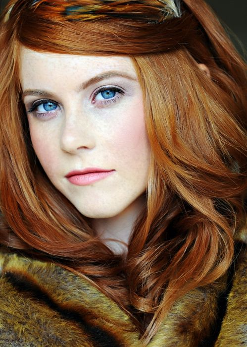 Pretty Girls With Natural Red Hair And Blue Eyes 159 best images about ...