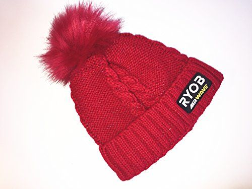 Super Thick Knit Winter Hat Ski Cap Tuque With Pom Pom (R... https://www.amazon.ca/dp/B01N6OIXSQ/ref=cm_sw_r_pi_dp_x_MI.Kyb6N419T9