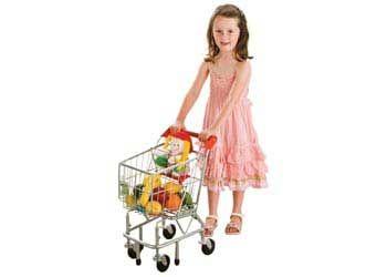 M&D – Grocery Cart - Melissa & Doug
