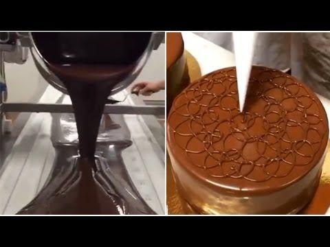 Decoración Pasteles Increíbles 2017 - Ideas Sencillas para Decorar Tortas - YouTube