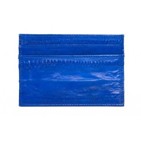 Makki card holder - electric Blue