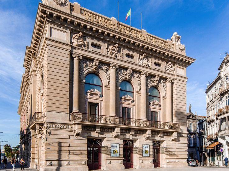 Teatro Nacional São João   Open House Porto