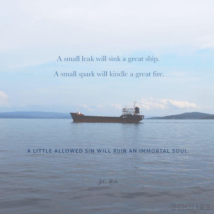 a small leak will sink a great ship essay A small leak will sink a great ship, proverb stories, tenses, english grammar.